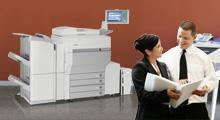 Production printing systems (Colour)