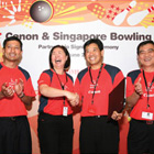 Partnership with Singapore Bowling Federation