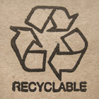 Environmentally-conscious products, manufacturing and logistics