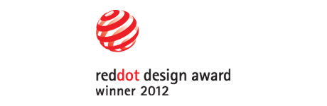 Award-winning design: reddot design award