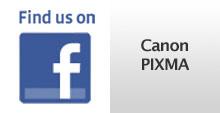 https://www.facebook.com/CanonPIXMA
