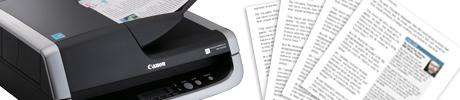 Advanced paper handling