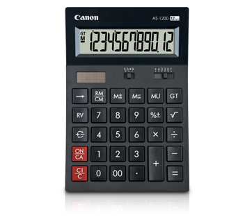 AS-1200 - Canon Malaysia - Personal