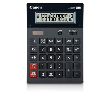 AS-2200 - Canon Malaysia - Personal