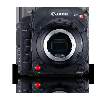 EOS C700 / EOS C700 PL - Canon India - Personal