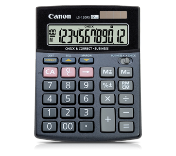 LS-120RS - Canon Malaysia - Personal