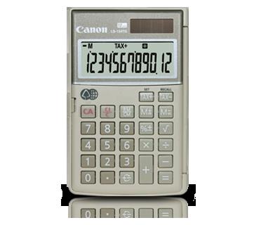 LS-154TG - Canon Malaysia - Personal