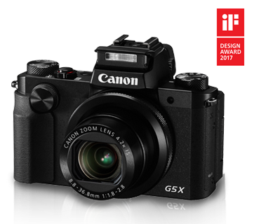PowerShot G5 X - Canon India - Personal