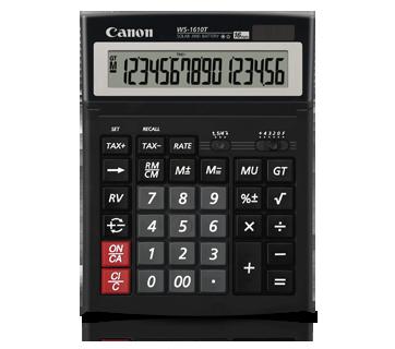 WS-1610T - Canon Malaysia - Personal