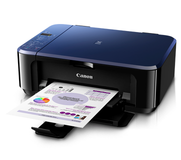 PIXMA E510 - Canon in South and Southeast Asia - Business
