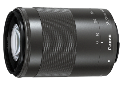 EF-M55-200mm f/4.5-6.3 IS STM