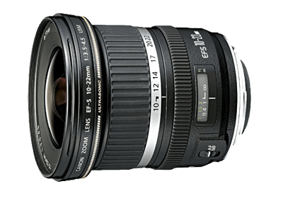 EF-S10-22mm f/3.5-4.5 USM
