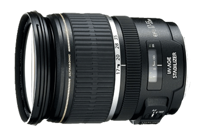 EF-S17-55mm f/2.8 IS USM