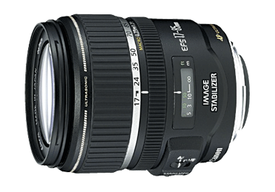 EF-S17-85mm f/4-5.6 IS USM
