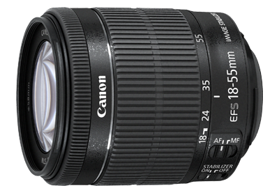 Interchangeable Lens Camera - Digital, DSLR Camera Lenses - EF ...