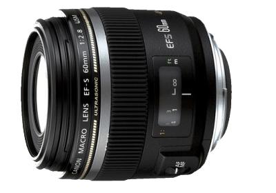 EF-S60mm f/2.8 Macro USM