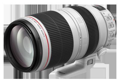 EF100-400mm f/4.5-5.6L IS II USM