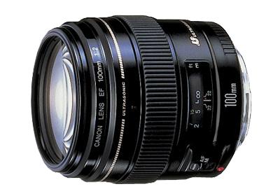 EF100mm f/2 USM