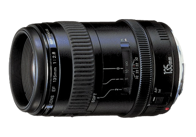 EF135mm f/2.8 (with Softfocus)