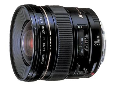 EF20mm f/2.8 USM