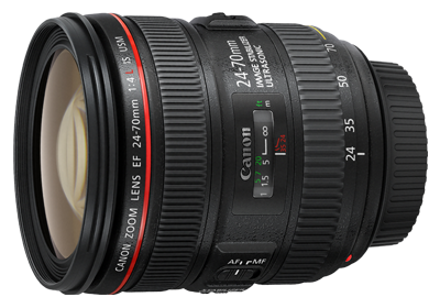 EF24-70mm f/4L IS USM