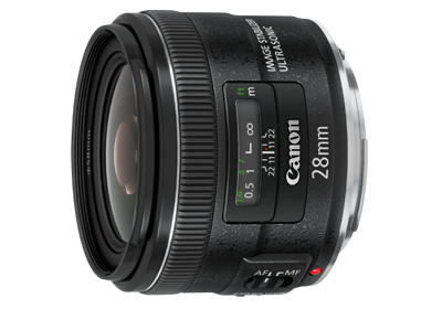EF28mm f/2.8 IS USM