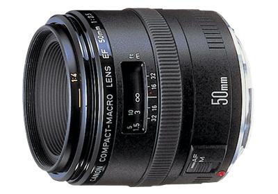 EF50mm f/2.5 Compact Macro