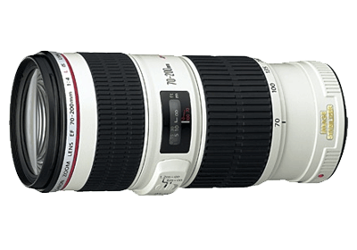 EF70-200mm f/4L IS USM