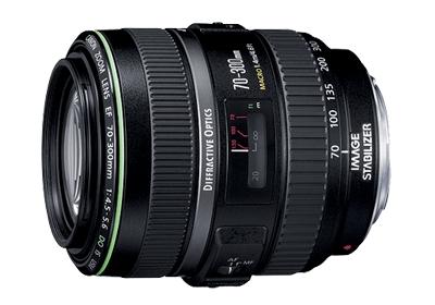 EF70-300mm f/4.5-5.6 DO IS USM