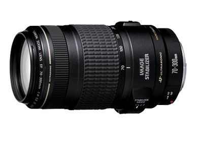 EF70-300mm f/4-5.6 IS USM