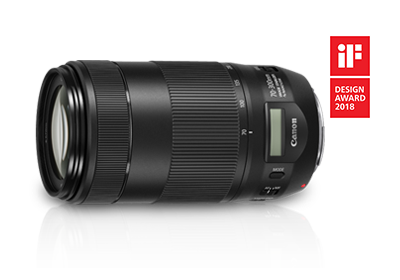 EF70-300mm f/4-5.6 IS II USM