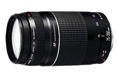EF75-300mm f/4-5.6 III USM