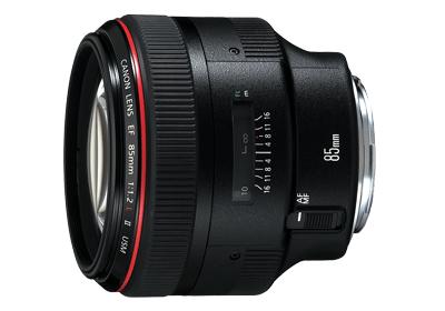 EF85mm f/1.2L II USM