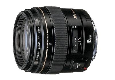 EF85mm f/1.8 USM