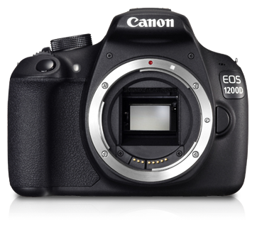EOS 1200D (Body) - Canon India - Personal