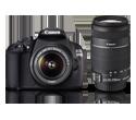 EOS 1200D Dual Kit (EF S18-55 IS II & EF S55-250 IS II) image
