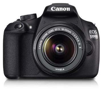 EOS 1200D Kit (EF S18-55 IS II) - Canon India - Personal