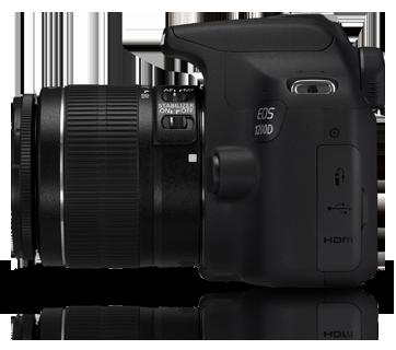 EOS 1200D Kit (EF S18-55 plus 55-250mm IS II)