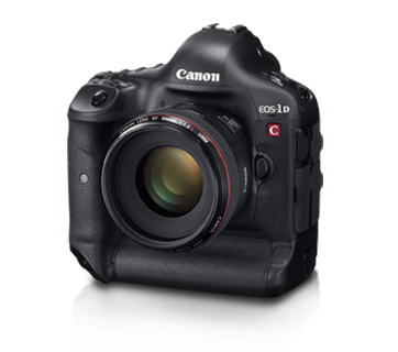 EOS-1D C - Canon Malaysia - Personal