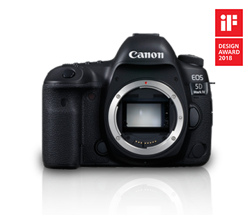 EOS 5D Mark IV (Body) - Canon Malaysia - Personal