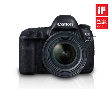EOS 5D Mark IV Kit (EF 24 - 70 IS USM) - Canon India - Personal