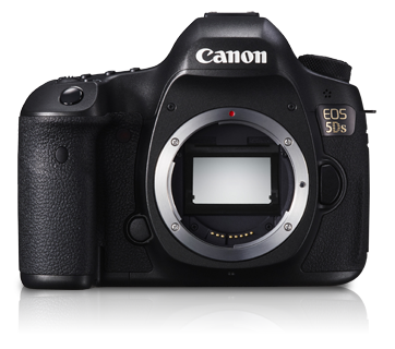 EOS 5DS (Body) - Canon Singapore - Personal
