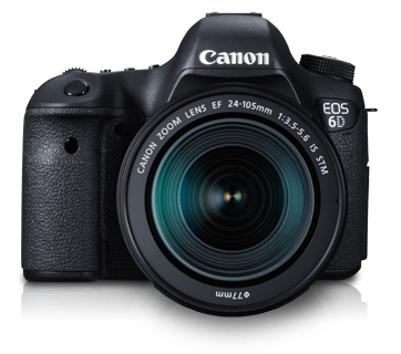 EOS 6D Kit III (EF 24-105 IS STM) - Canon India - Personal