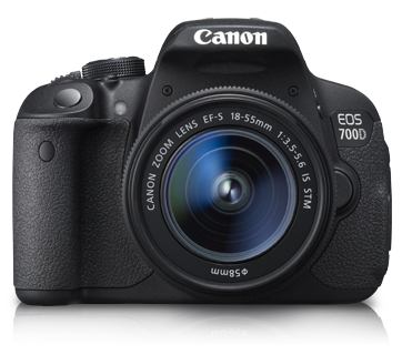 EOS 700D Kit (EF S18-55 IS STM) - Canon India - Personal