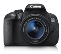 EOS 700D Kit (EF S18-55 IS STM) image