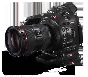EOS C100 DAF - Canon Malaysia - Personal