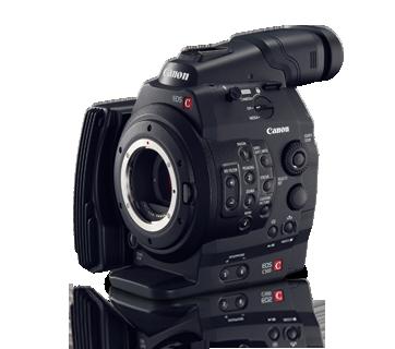 EOS C500 - Canon Malaysia - Personal