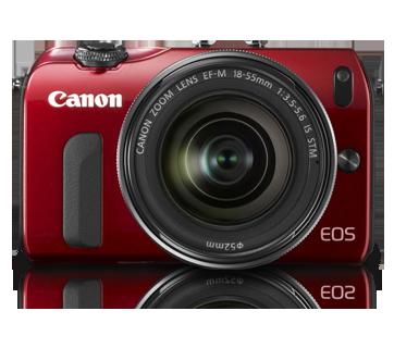 Canon Mirrorless EOS-M Kit 18-55mm