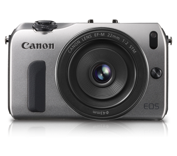 EOS M Kit II (EF M22 & adapter) - Canon Malaysia - Personal