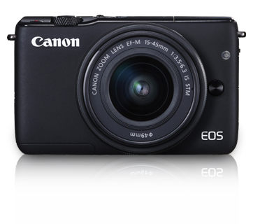 EOS M10 Kit (EF-M15-45mm IS STM) - Canon Malaysia - Personal